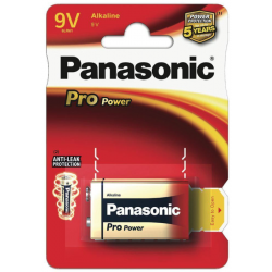 Panasonic Pro Power Gold...